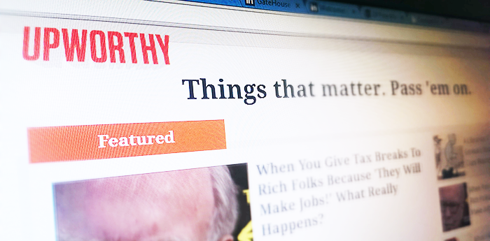 Upworthy Audience Engagement