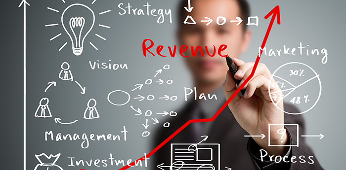 New Revenue, Increase Sales