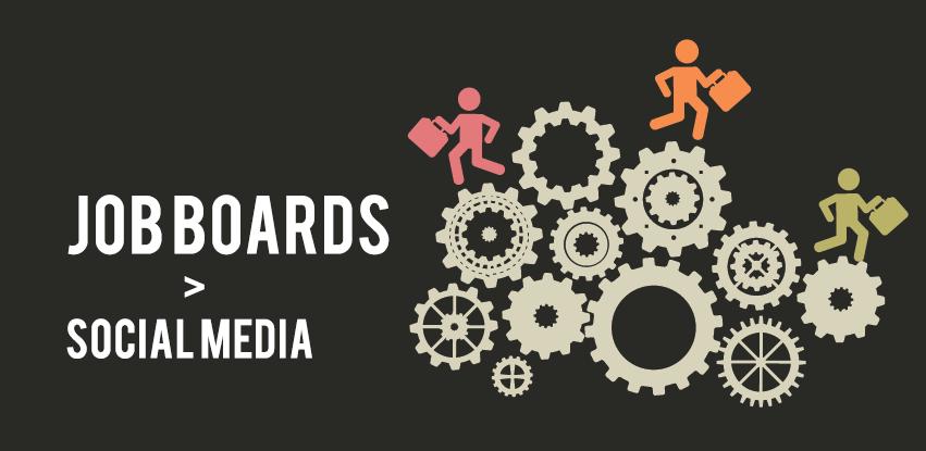 Social Media Is Big, But Job Boards Are Still Tops