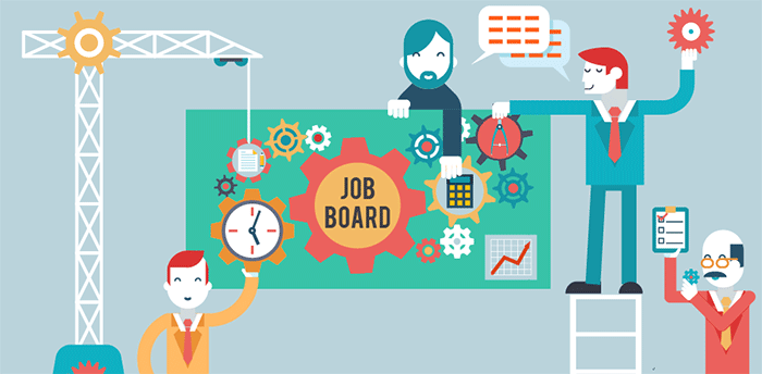 Job-board-widget