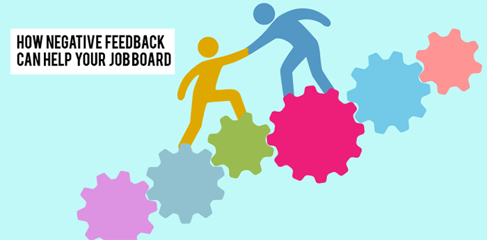 Negative-feedback Can Help Improve Job Board
