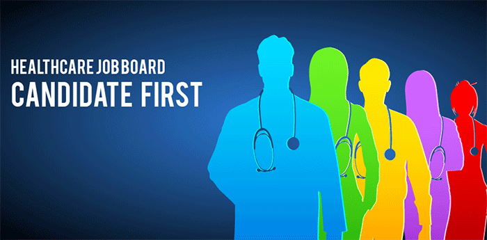 Healthcare-job-board-candidate-first