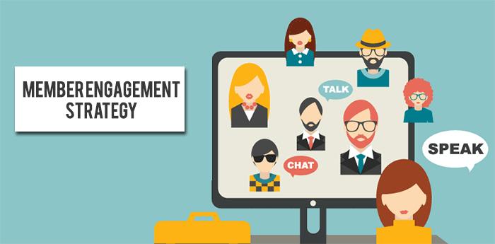 Member-engagement