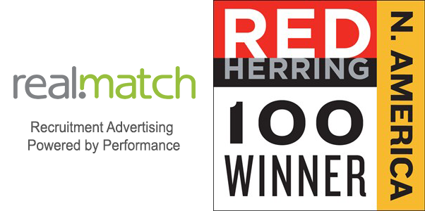 Realmatch Wins Red Herring Award