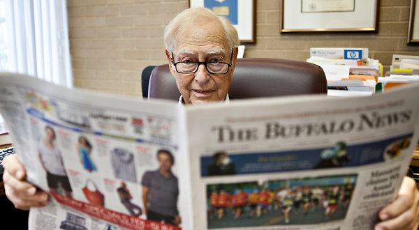 Warren Buffett Invested In Newspapers