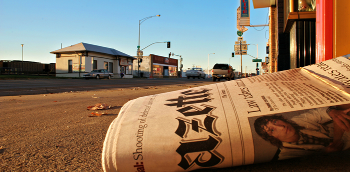 Are Rural Newspapers Becoming The New Normal?