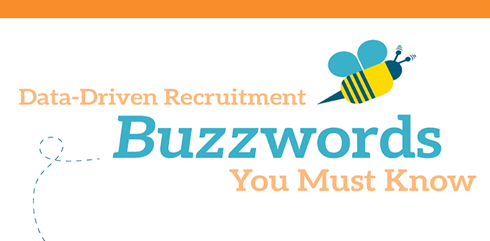 Data-Driven Recruitment Buzzwords [Infographic]