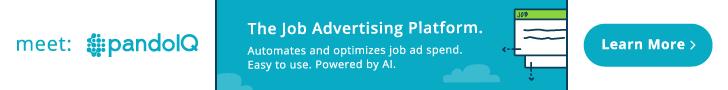 Meet pandoIQ the job advertising platform