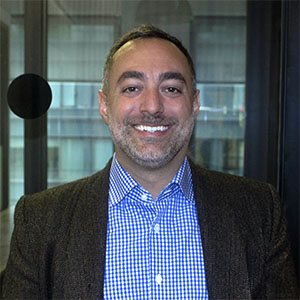 Angelo Defilippis - VP Media Operation