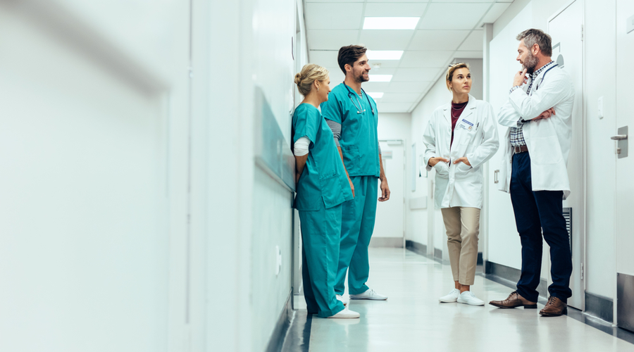 5 Things You Should Know About Employee Engagement In The Healthcare Industry