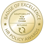 HR Policy Badges of Excellence
