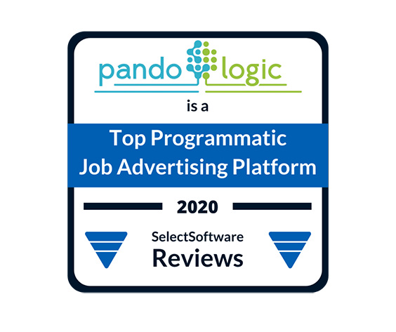 SelectSoftware Reviews PandoLogic badge